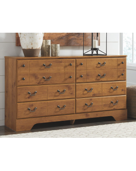 Bittersweet Dresser by Ashley