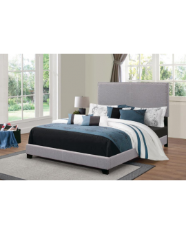 BOYD UPHOLSTERED BED Queen...