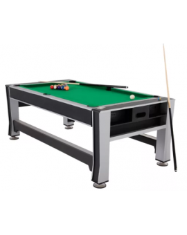 "3-in-1 84"" Multi Game Table"