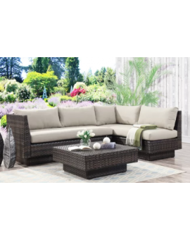 Mulford Outdoor 3 Piece...