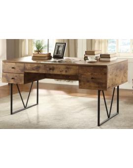 Fallon 4 Drawer Desk