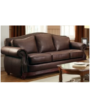 WF-HE7031 Pratt Show-Wood Sofa