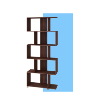 Angelica Geometric Bookcase