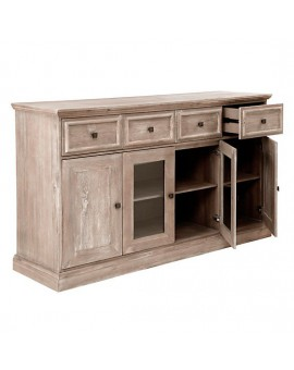 Archer Wash Oak Buffet | Picture 1