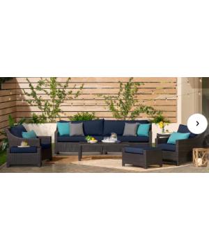 Northridge 8 Piece Sofa...