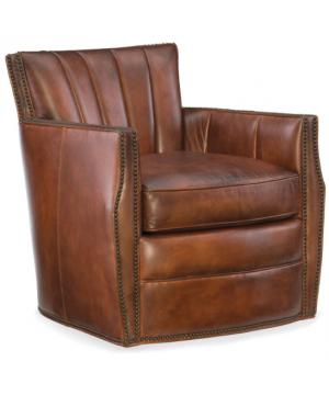Carson Swivel Club Chair
