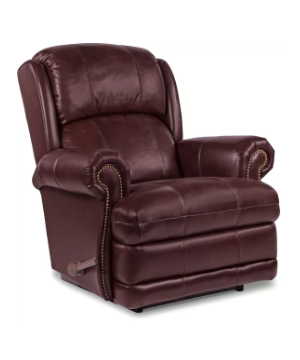 Kirkwood Leather Recliner