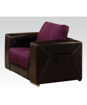 Modern Chair Brayden Purple...