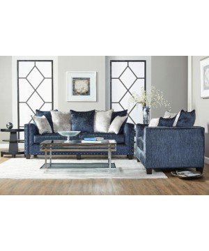 4885 MIDNIGHT BLISS SOFA...