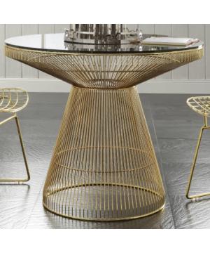 Acme Furniture Rianne Gold...