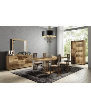 9 PC Dining Room with 2...