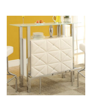 Sheila Bar Table with PU...