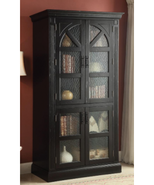 "Rica 40"" Curio Cabinet in 4..."
