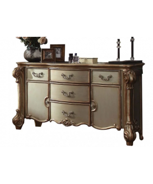Vendome Dresser in Gold
