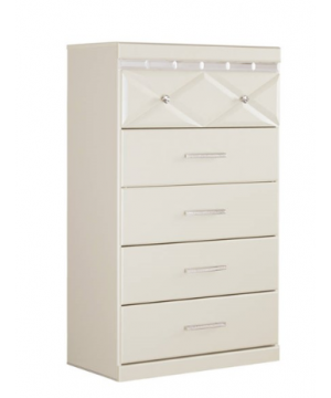 Dreamur Five Drawers Chest