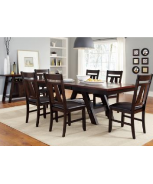 Arya 7pc  Dining Set
