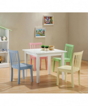 Rory Five-Piece Youth Table...