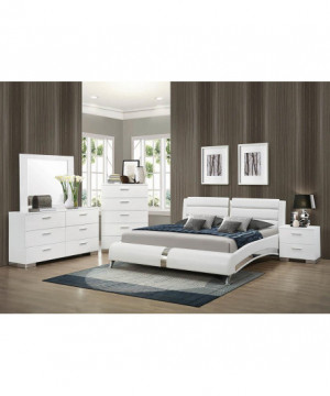 Felicity Contemporary White...