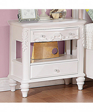 Caroline White Nightstand