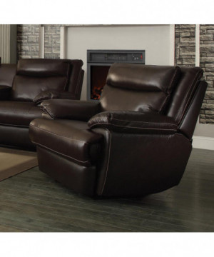 MacPherson Brown Leather...