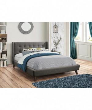 Carrington Grey Upholstered...