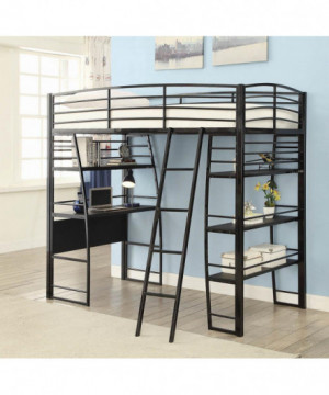 Escalon Casual Black Twin...
