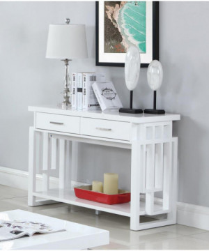 Transitional Glossy White...