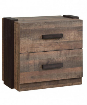 Weathered Oak and Rustic...