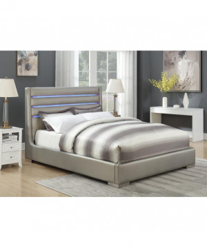 Twin Led Bed