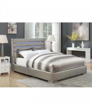 E King Led Bed