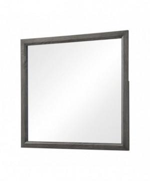 Watson Rustic Grey Oak Mirror