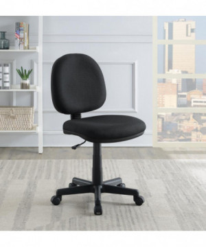 Casual Black Office Chair...