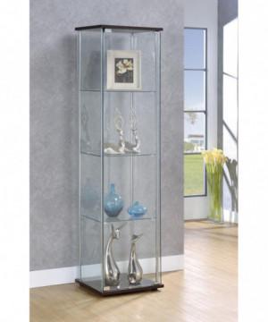 Cappuccino Curio Cabinet...