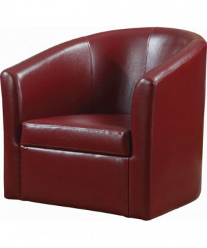 Contemporary Faux Leather...