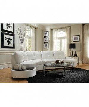 Talia Contemporary White...