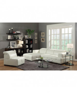 Darby Contemporary White...