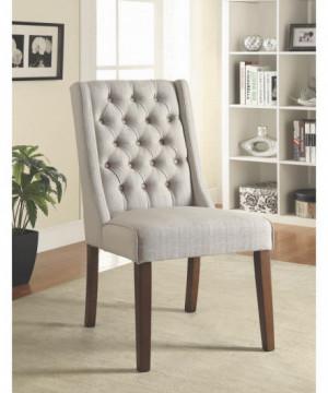 Levine Beige Accent Chair