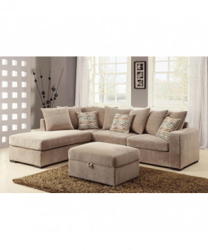 Olson Reversible Sectional...