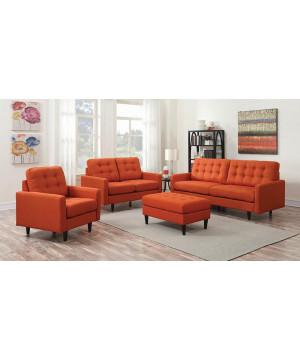 Kesson Mid-Century Modern Sofa