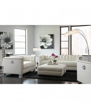 Chaviano Contemporary White...