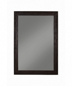 Distressed Accent Mirror