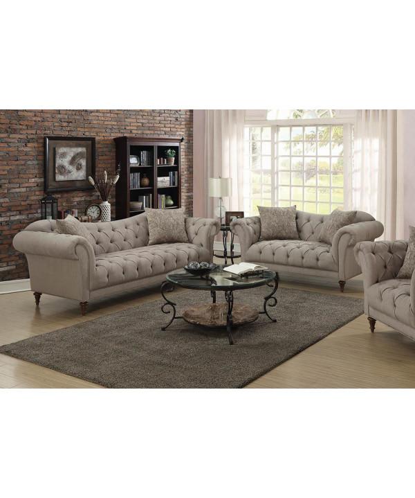 Alasdair Brown Two Piece Living Room Set, Two Piece Living Room Set
