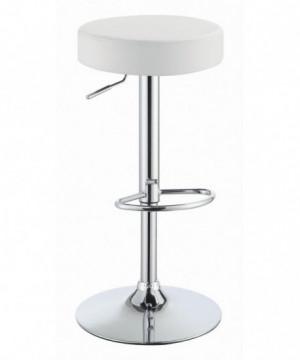 Modern White Adjustable Bar...