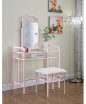2 Pc Vanity Set