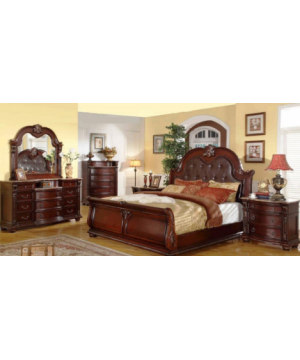CHARLOTTE CHERRY BEDROOM