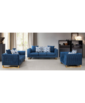 MEYER LIVING ROOM SOFA AND...
