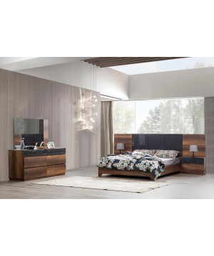 OPAL 6-pieces Queen Bedroom...
