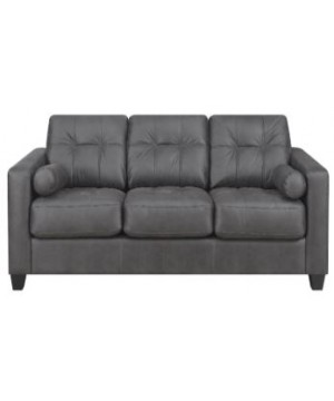 Curtis Sofa Bed Gray Fabric...
