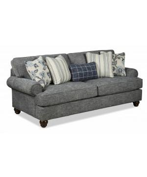 Kias Gray Upholstery Sofa -...