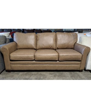FIAT Light Brown Leather...